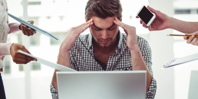 feeling overwhelmed by your business