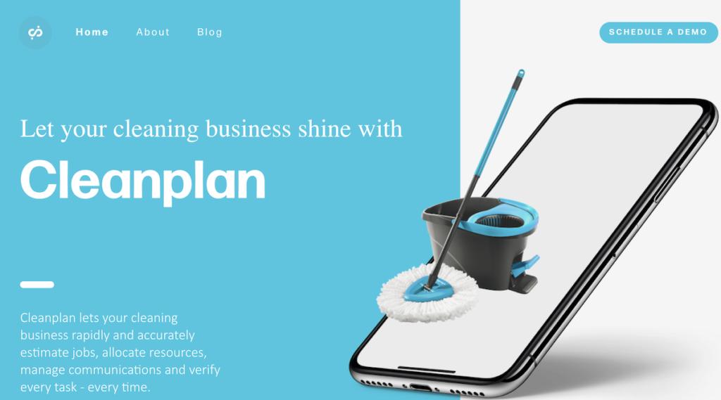 clean plan app