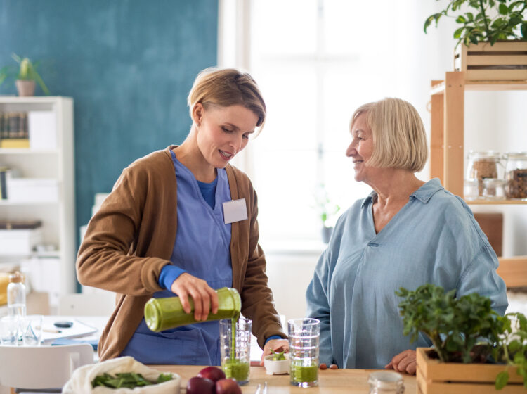 finding home care clients