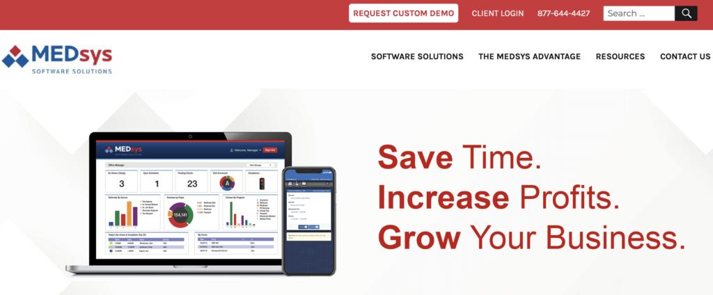MEDsys software