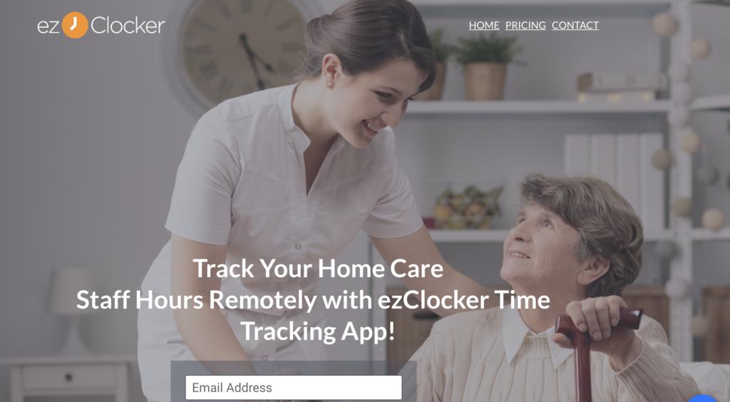 ezclocker for home care